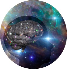 brain in space