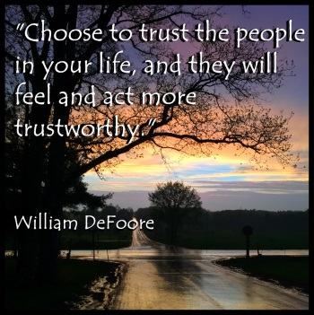 Positive Quotes About Trust