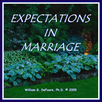marriage expectations